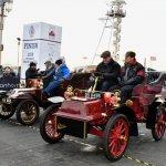 1904 Cadillac at finish in Brighton #8733-Howard Koby photo