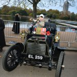 1904 Siddeley-Grandson Ash at the wheel #8497-Howard Koby photo