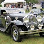 1931 Stutz DV32 Convertible Victoria bos winner