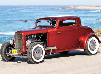 Hot rods, customs highlight auction at Petersen Museum