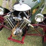 1932 Morgan Super Sport three-wheeler