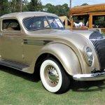 1936 Chrysler C-9 Airflow coupe