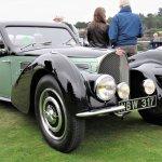 1937 Bugatti Type 57S Gangloff coupe 2