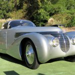 1939 Dubonnet Hispano-Suiza H6B 'Xenia' from the Peter Mullin Collection