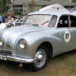 1947 Tatra T-87 from Czechoslovakia