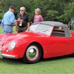 1952 Porsche Type 540 Aluminum Sport Roadster