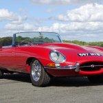 1961 Jaguar E-Type 3.8 'Flat Floor' Roadster