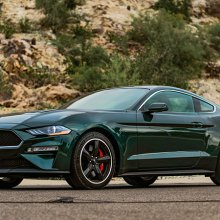 2019 Ford Mustang Bullitt is everything a Mustang should be