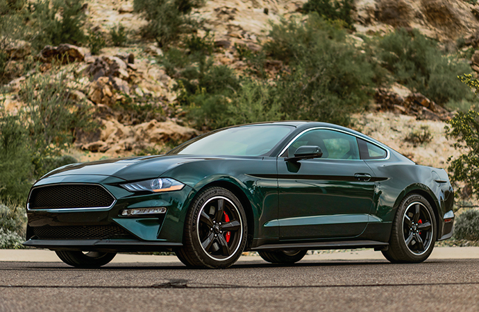 The 2019 Ford Mustang Bullitt is everything a Mustang should be. | Rebecca Nguyen photo