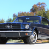 Earliest Mustang hardtop 'pilot car' to be sold by Barrett-Jackson