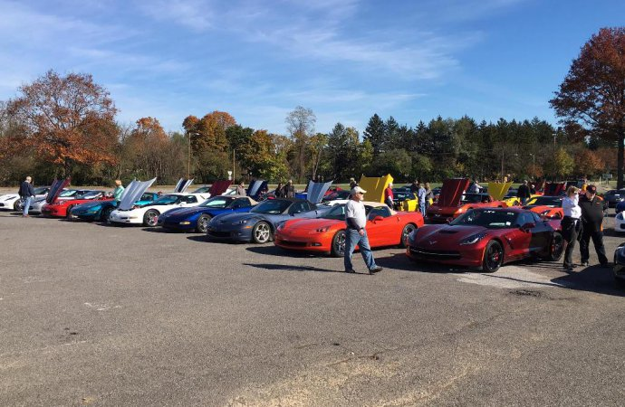 Corvettes for Chip fights against disease