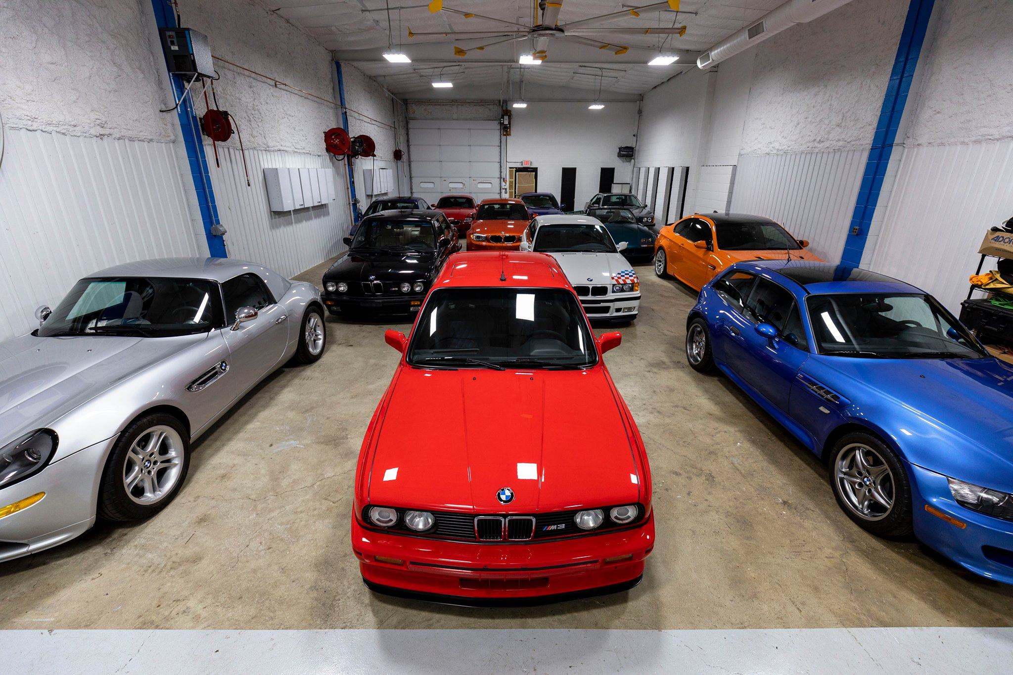 Paging all BMW fans: You're going to want to see this collection. | Enthusiast Auto Group photos