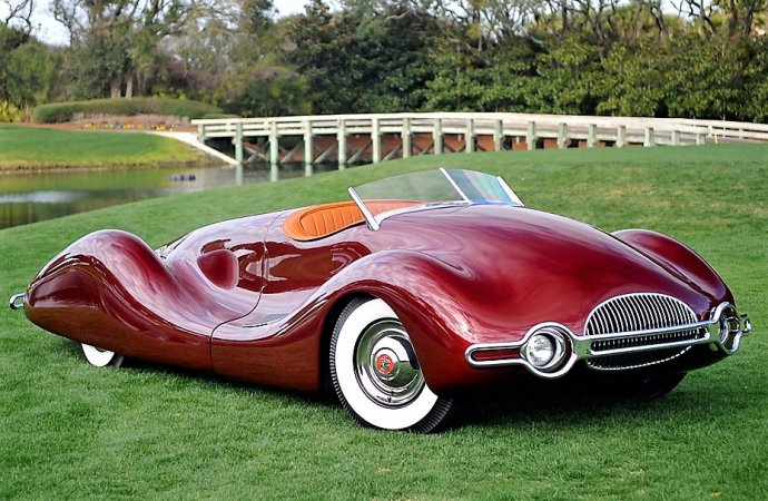 Famed Timbs Special custom streamliner lost in Malibu blaze