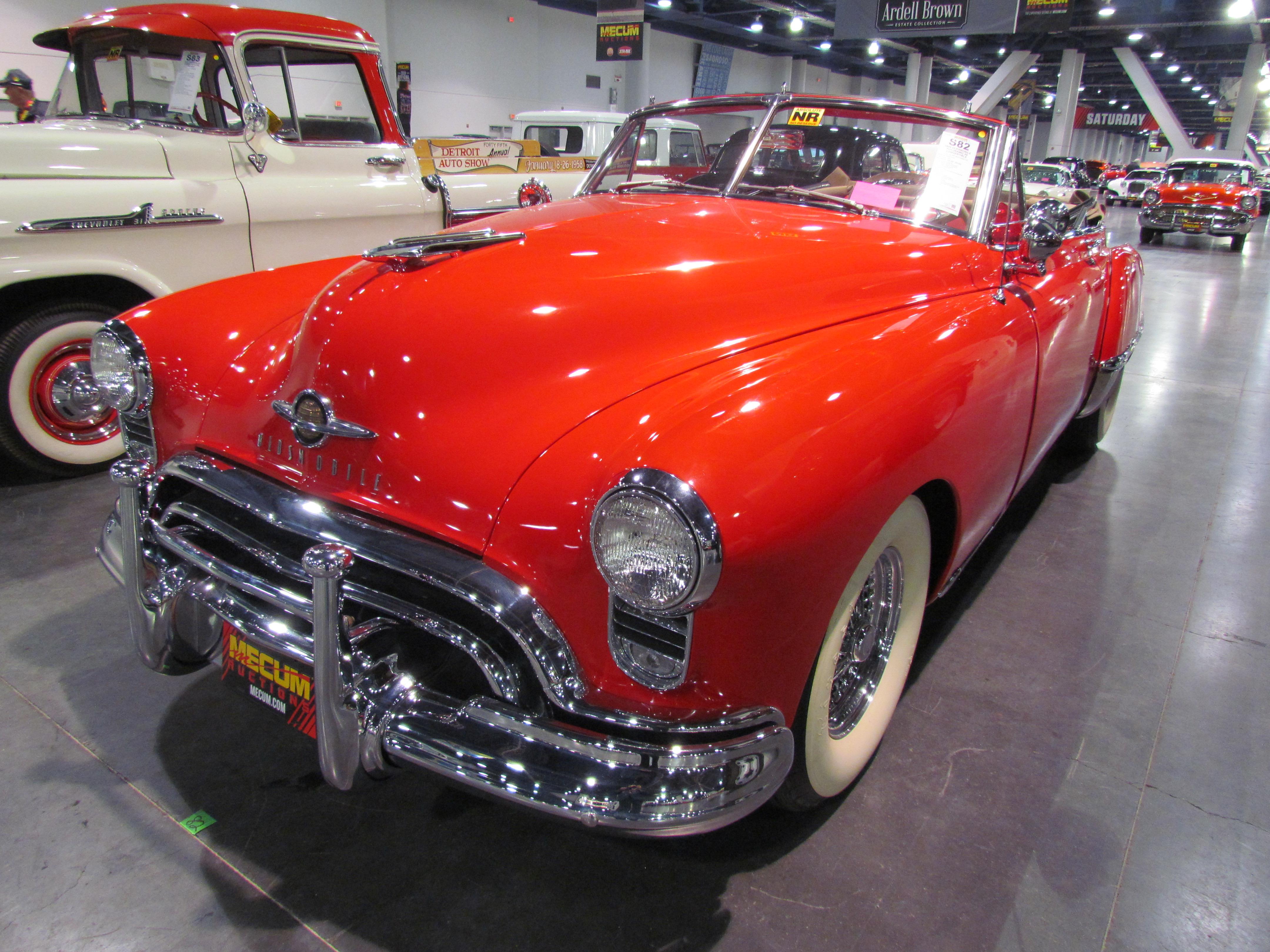Las Vegas, Larry's likes at Mecum's Las Vegas auction, ClassicCars.com Journal