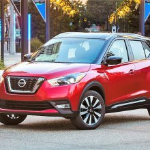 Nice Kicks: Nissan's latest compact crossover SUV entry