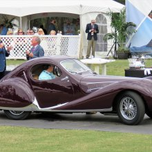 Lowcountry aims high with terrific Hilton Head Island Concours