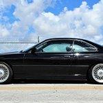 BMW 850i side