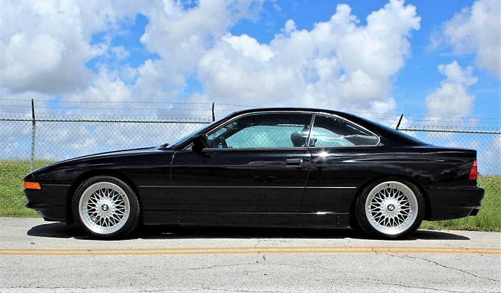 V12 Powered 1991 Bmw 850i Coupe A Sophisticated Road Rocket