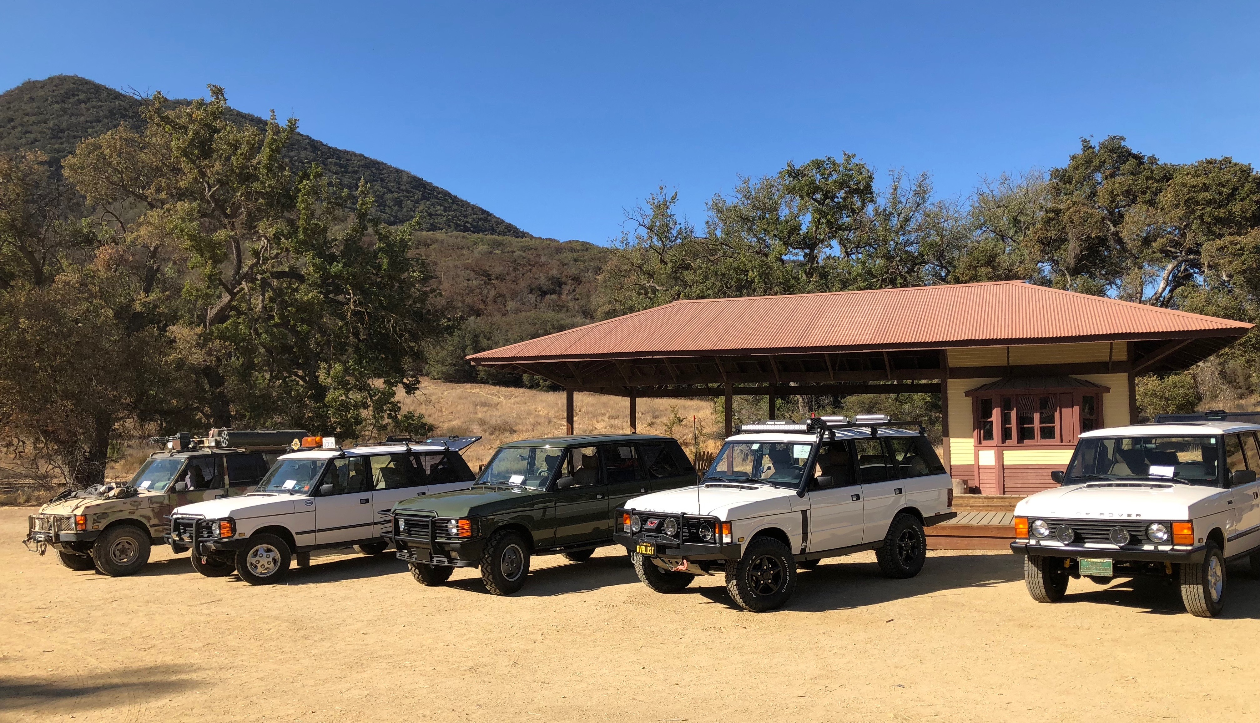 Paramount Ranch, Malibu's Paramount Ranch in two acts, and in 4×4, ClassicCars.com Journal