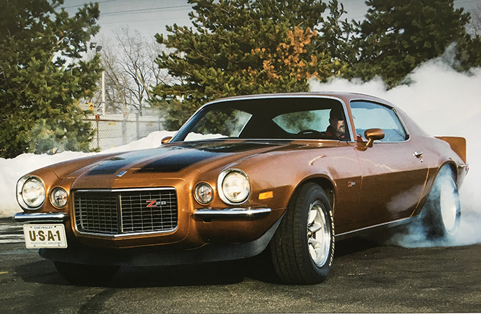 Matt Avery's new book, COPO Camaro, Chevelle and Nova: Chevrolet's Ultimate Muscle Cars, is full of COPO glory. | Matt Avery photo