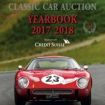 Classic Car Auction Yearbook 2017-2018 cover