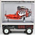 Corvette 396 engine display