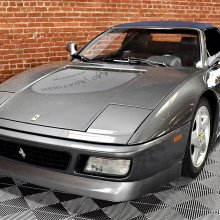 Rising star 1994 Ferrari 348