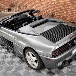 Ferrari 348 spider rear