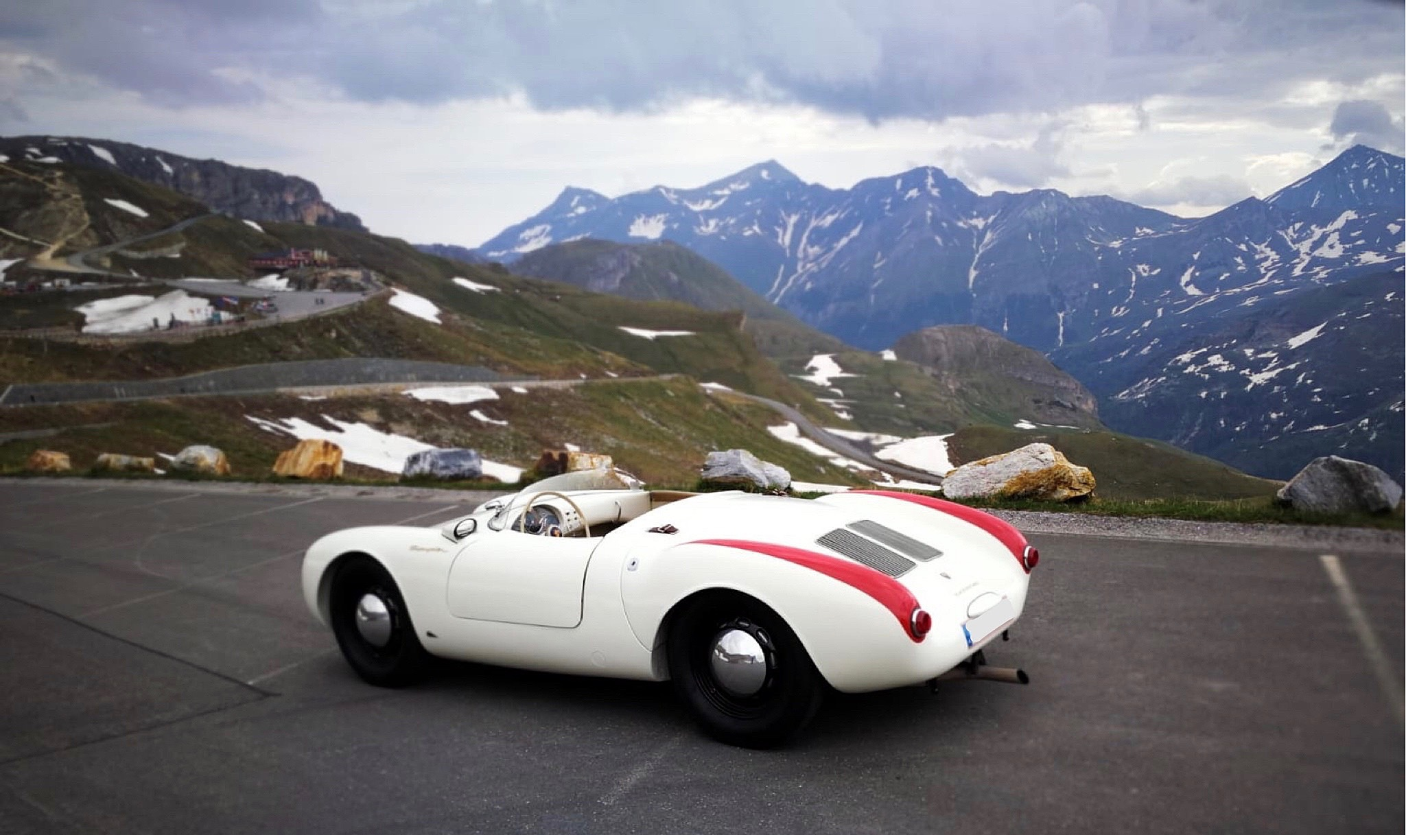 Ice races, Ice races will feature Ferry Porsche's 550 Spyder, ClassicCars.com Journal