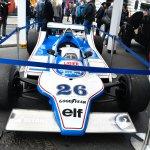 J Laffite race car #8027-Howard Koby photo