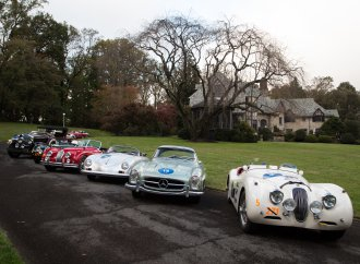 The Mille Miglia comes to America