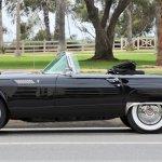 Marilyn Monroe Thunderbird