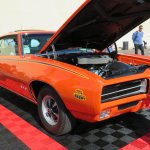 Muscle Car of the Year 1969 Pontiac GTO Judge