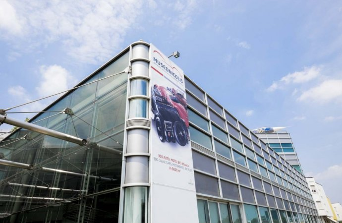 Museo Nicolis acclaimed by Historic Motoring Awards