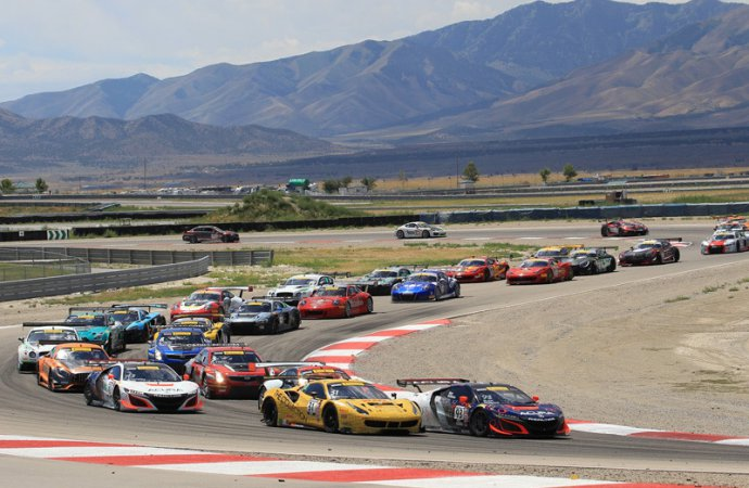Chinese automaker buys Utah race track