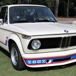 Rare 1974 BMW 2002 Turbo