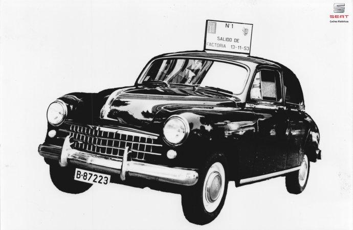 Spanish automaker celebrates 65 years of production