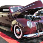 Street Rod d' Elegance 1940 Ford