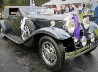 Stupendous Stutz wins Best of Show at Hilton Head concours