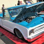 Truck of the Year Late 1968 Chevy C10