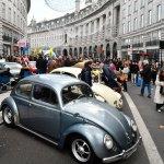 VW Bug 80 year Anniv #8006-Howard Koby Photo