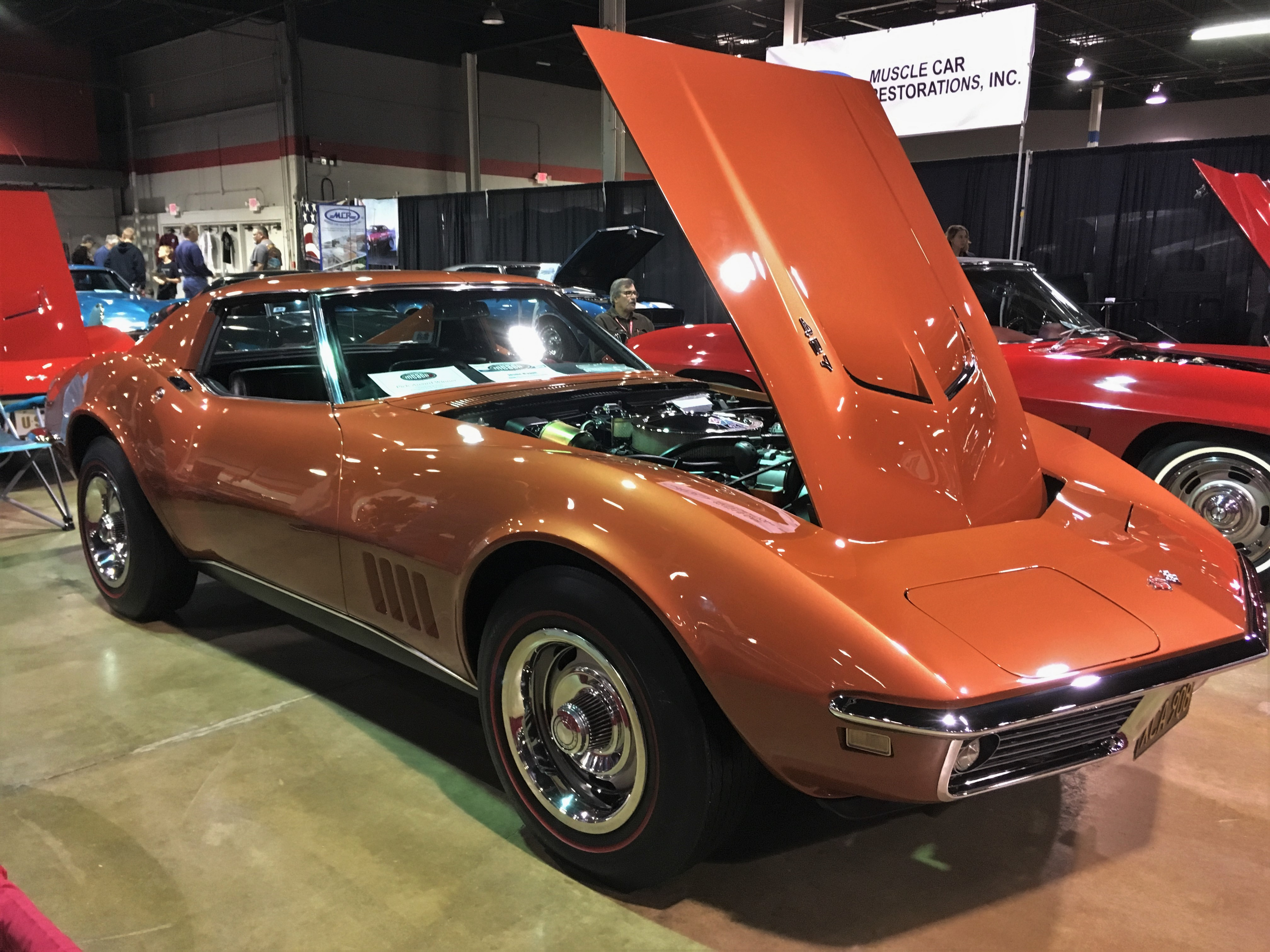 Bill Picks 10 From The Muscle Car And Corvette Nationals
