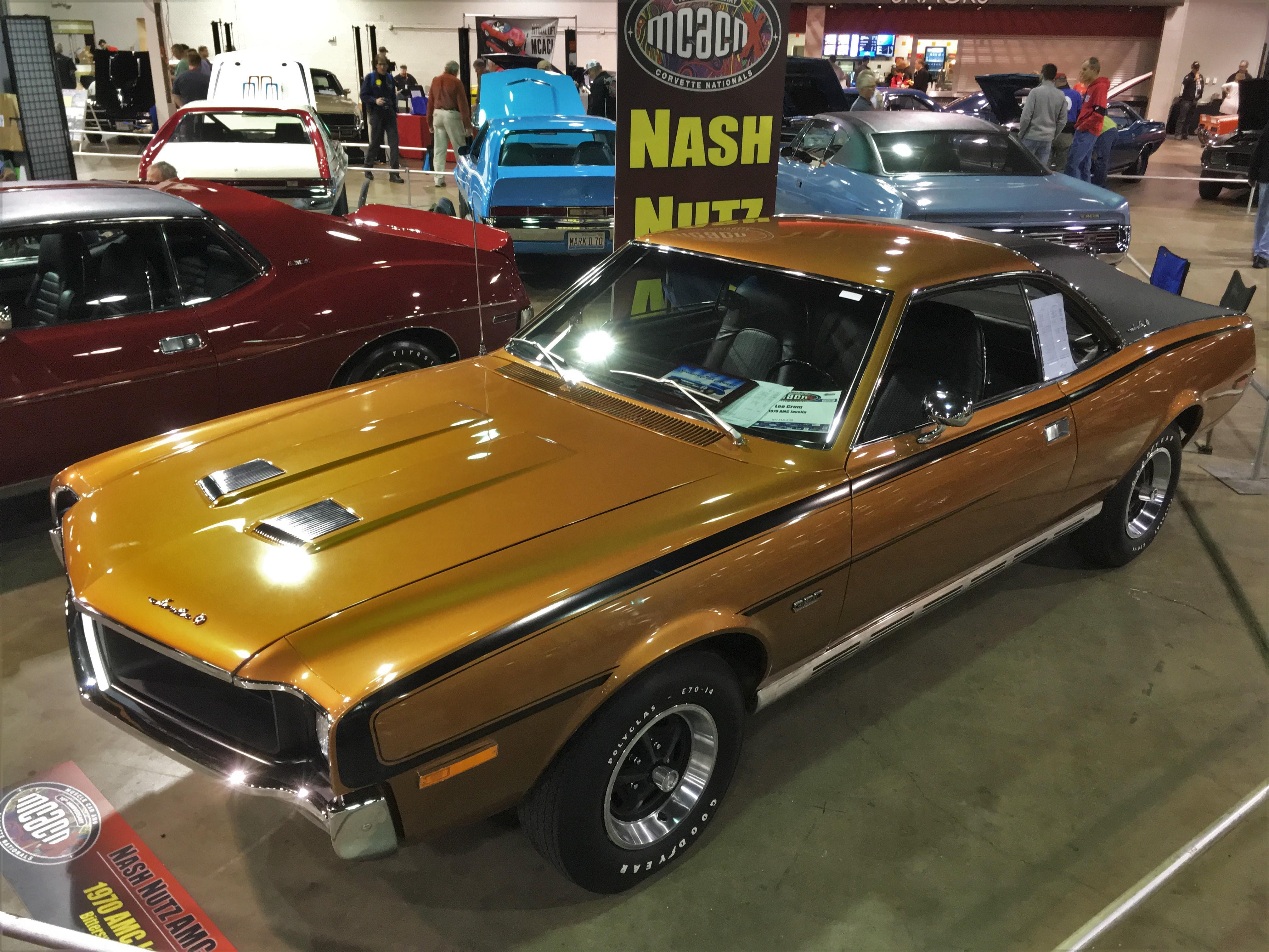 Muscle Car and Corvette Nationals, Bill picks 10 from the Muscle Car and Corvette Nationals, ClassicCars.com Journal