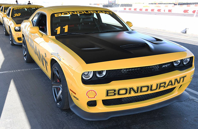 The Bob Bondurant School of High Performance Driving closed its doors for good on Monday amid an ongoing bankruptcy filing. | Bob Bondurant School of High Performance Driving photo