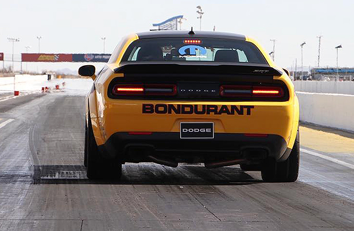 The Bob Bondurant School of High Performance driving has reopened after an abrupt closure during its ongoing Chapter 11 bankruptcy case. | bob Bondurant School of High Performance Driving photo