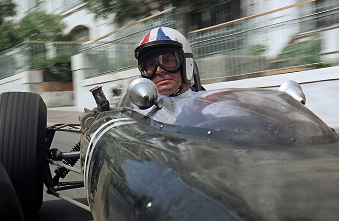 There's certainly an argument that <i>Grand Prix</i> is the best automotive film of all time. | Cherokee Productions Screenshot