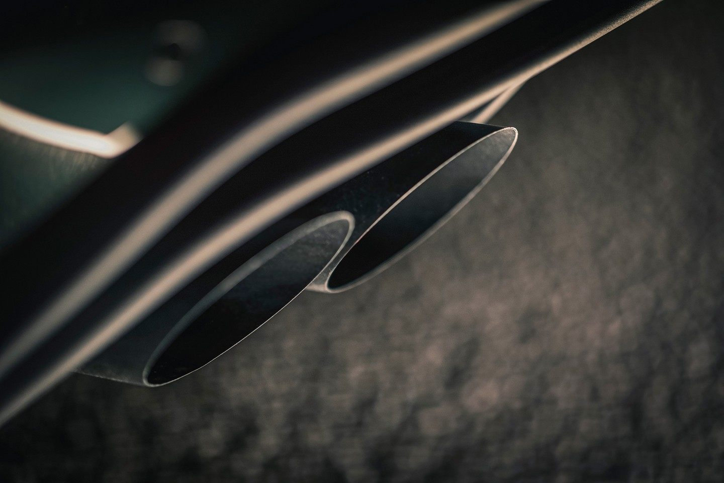 The sounds that come from the quad-tip exhaust alone make the Bullitt worth a drive. | Ford Motor Company photo