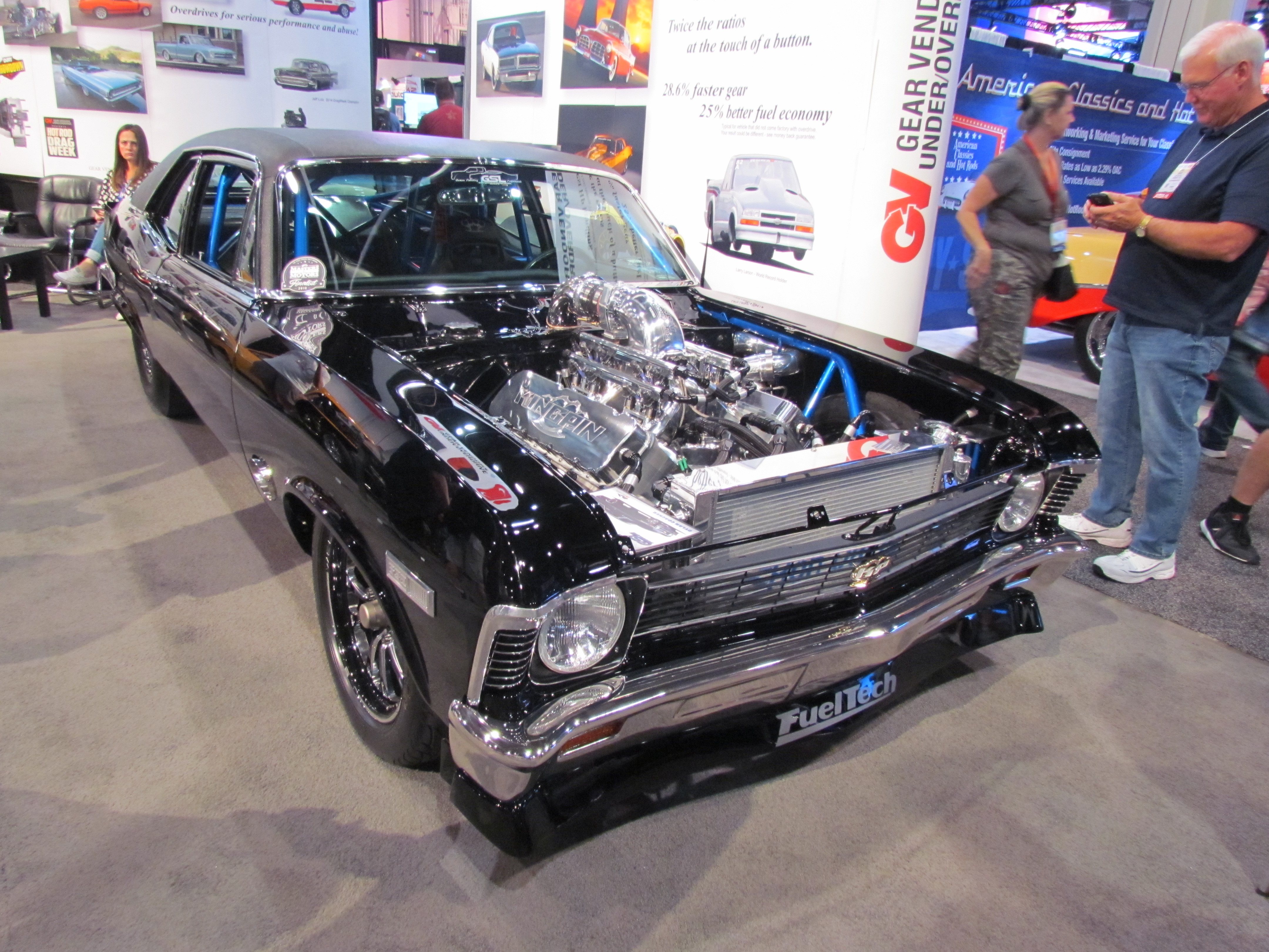 SEMA, Young car builders compete for SEMA honors, ClassicCars.com Journal