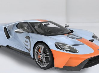 Ford is about to auction off a second GT for charity