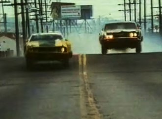 Car movie of the day: 'Gone in 60 Seconds' (1974)